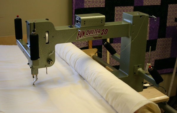 Fun Quilter 23″