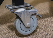 Locking Swivel Casters